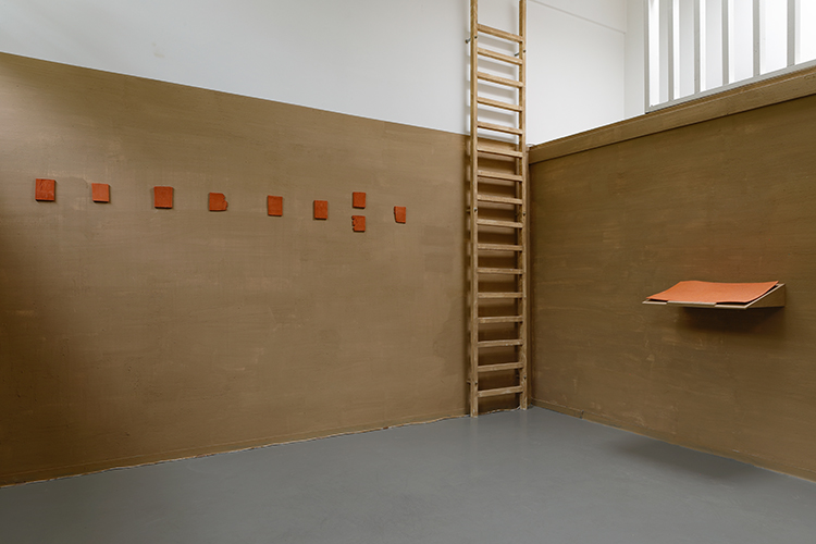 Installation view (pic by Romy Finke)